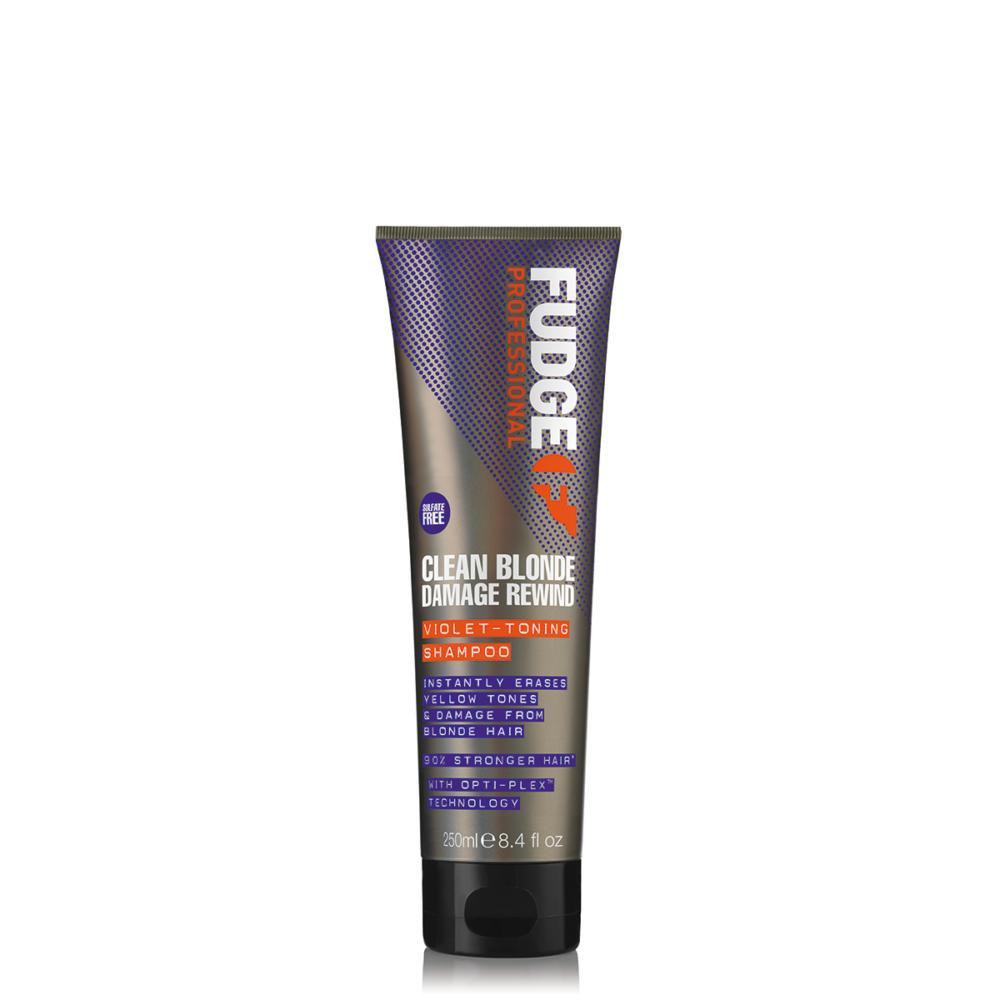 Fudge: Clean Blonde Damage Rewind Violet Shampoo