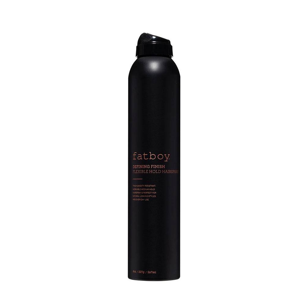 Fatboy: Defining Finish Flexible Hairspray