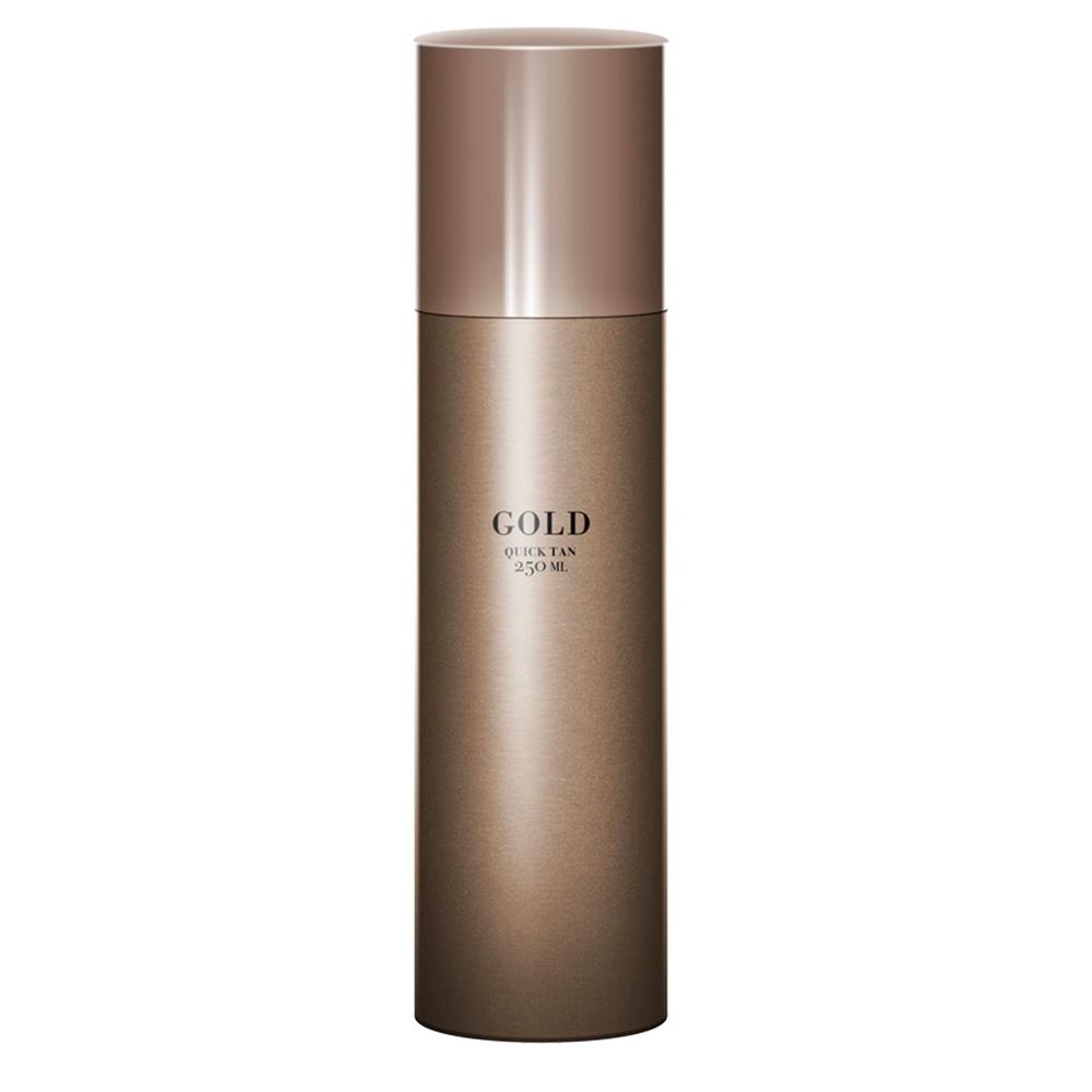 Gold: Quick Spray Tan