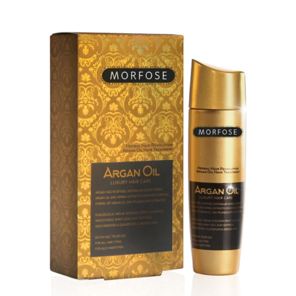 Morfose: Argan Oil